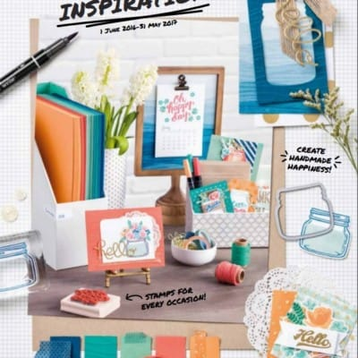 New Stampin' Up! Catalogue