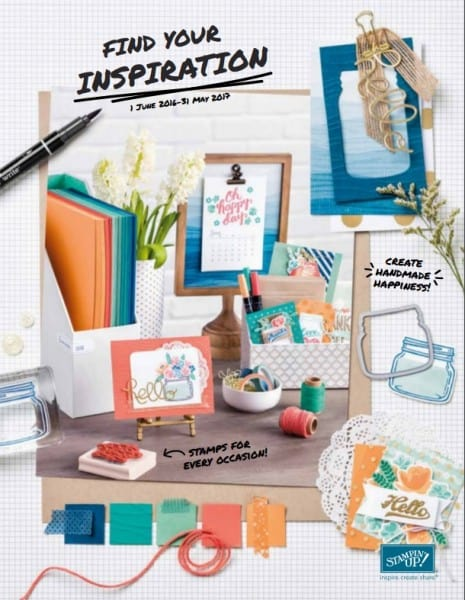 Stampin' Up! Demonstrator Pootles - New Stampin' Up! Catalogue