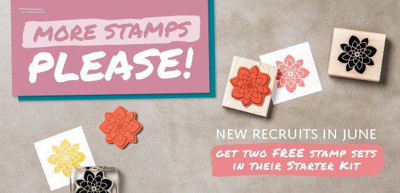 Last day of the amazing Stampin' Up! Joining Offer