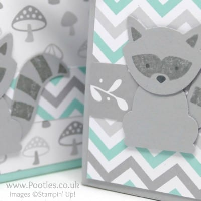 Pootles' Way Back Wednesday Foxy Friends Easy Stick Bag