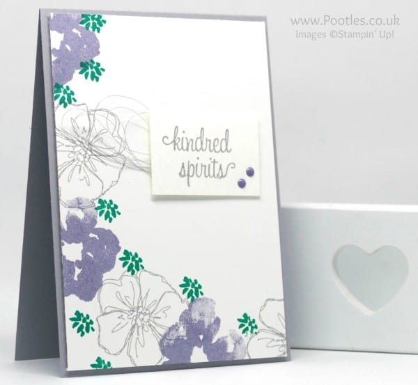 Stampin' Up! Demonstrator Pootles' Colour Challenge 002