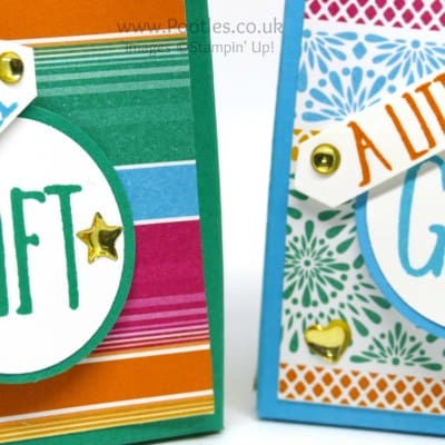 Stampin' Up! Demonstrator Pootles – Festive Fiesta Goodie Bag