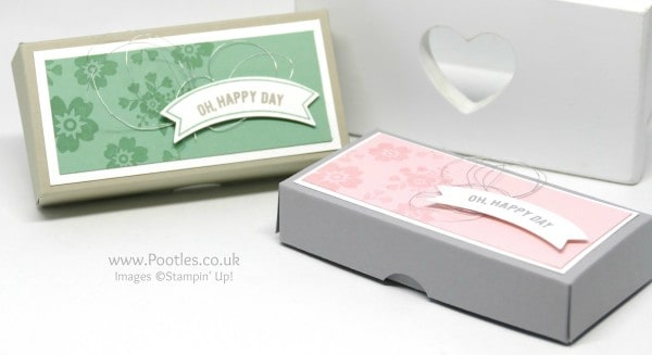 Stampin' Up! Demonstrator Pootles - Thoughtful Banners Pastel Box