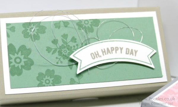 Stampin' Up! Demonstrator Pootles - Thoughtful Banners Pastel Box Close Up