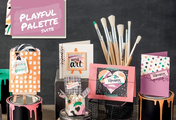 Stampin' Up! Playful Palette