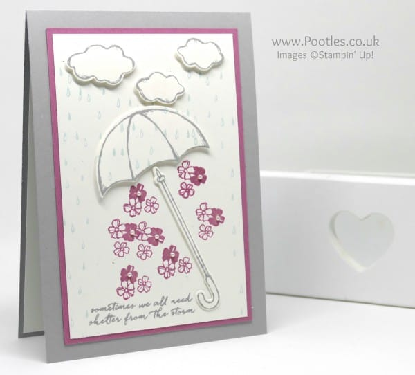 Stampin' Up! Pootlers' Team Blog Hop - Weather Together