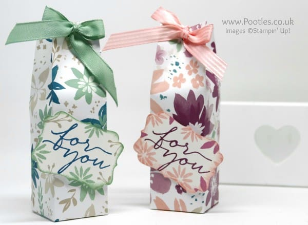 Stampin' Up! Demonstrator Pootles - Blooms & Bliss Pretty Box
