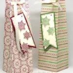 Extra Huge Christmas Box using This Christmas Speciality Paper