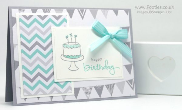Stampin' Up! Demonstrator Pootles - Happy Birthday my Little Foxy Luke!