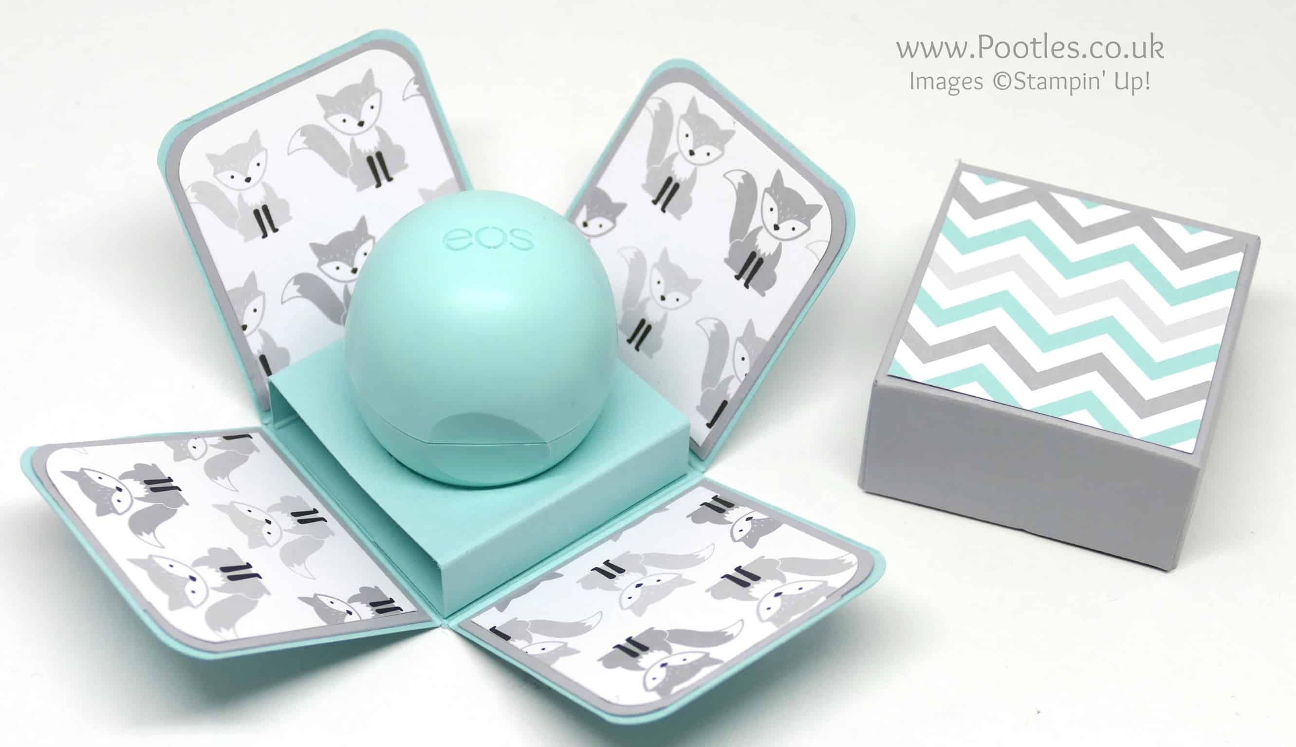 Pootles' Way Back Wednesday EOS Balm Box
