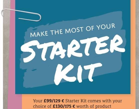 Starter Kit header