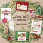 Who wants a copy of the Stampin' Up! Autumn Winter Catalogue???