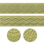 Delicate Designs Embossing Folders £8.50