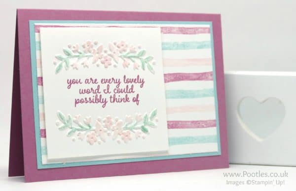 Stampin' Up! Demonstrator Pootles' Colour Challenge 007