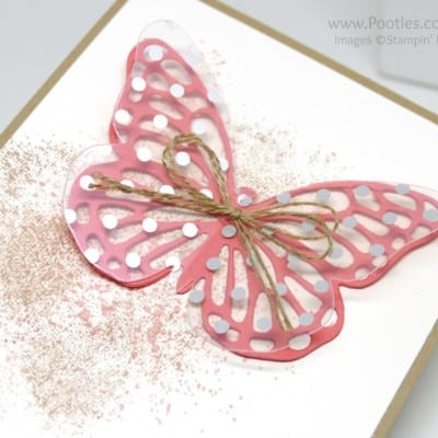 Butterflies and Touches of Texture