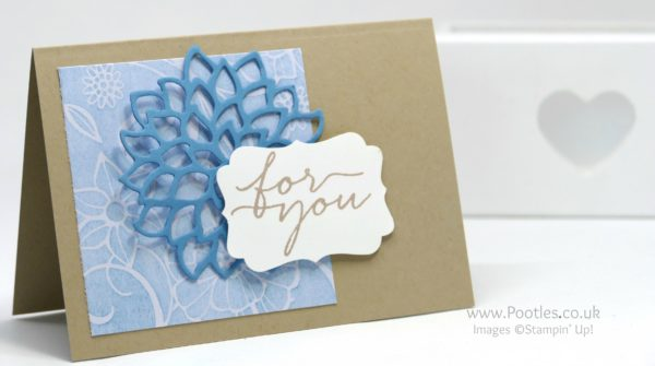 Stampin' Up! Demonstrator Pootles - Irresistibly Floral, May Flowers Customer Thank You Cards
