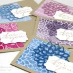 Irresistibly Floral, May Flowers Customer Thank You Cards
