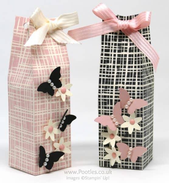 Stampin' Up! Demonstrator Pootles - Playful Palette 6 x 6 Elegant Bags