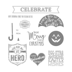Stampin' Up! Ronald McDonald House Charity Stamp Set My Hero