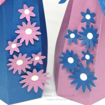 Pootles' Way Back Wednesday Tall Hexagonal Box