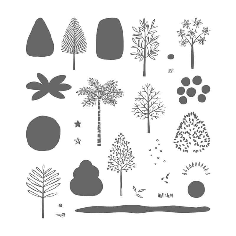 Pootlers Design Team – Totally Trees Week 2