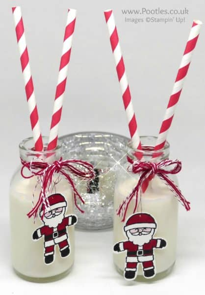 Pootles Advent Countdown 2016 Adorable Mini Milk bottles