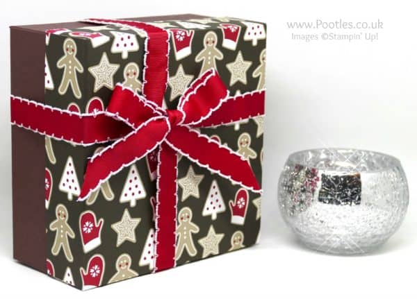 Pootles Advent Countdown 2016 Huge Reinforced Lidded Box Browns