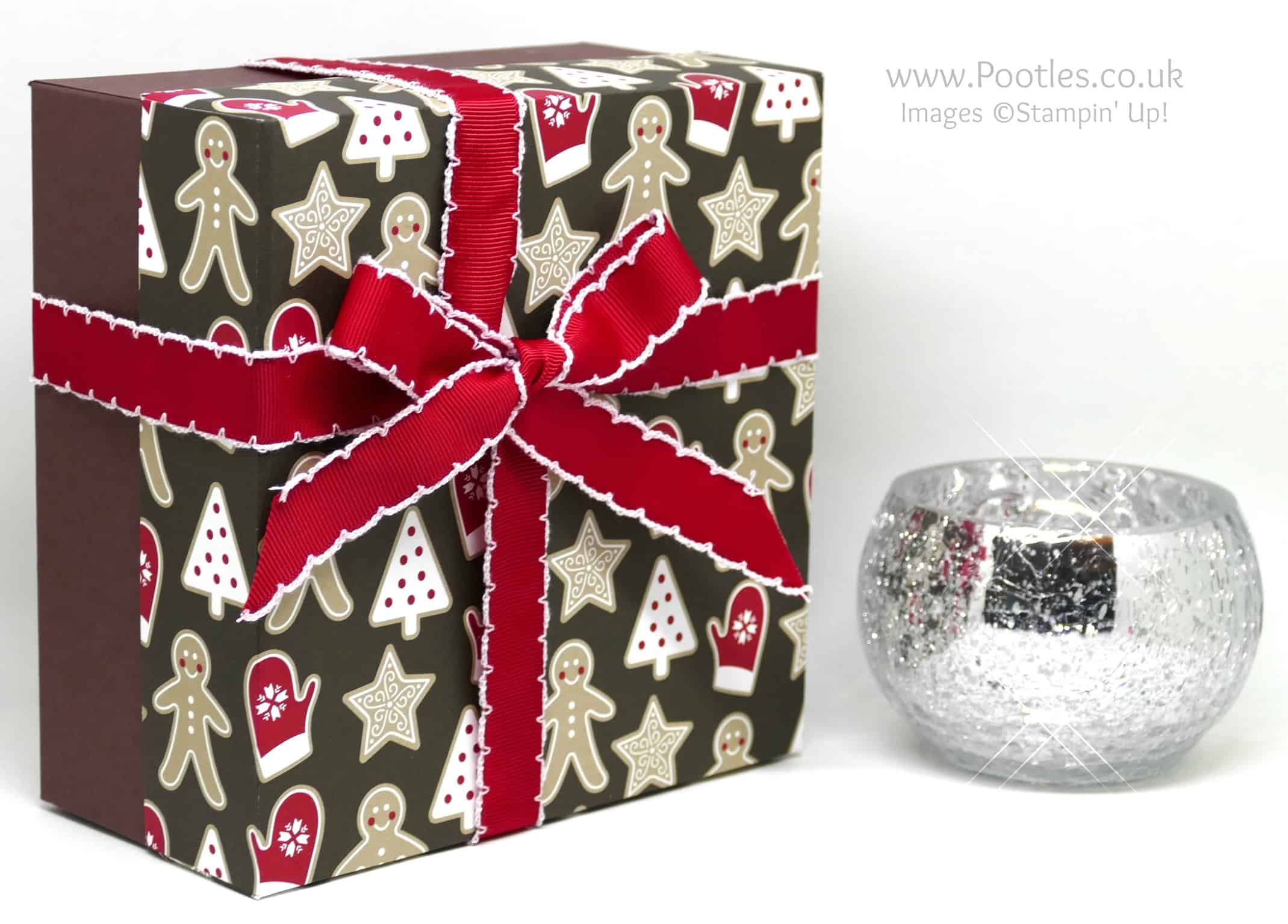 Pootles Advent Countdown 2016 Huge Reinforced Lidded Box