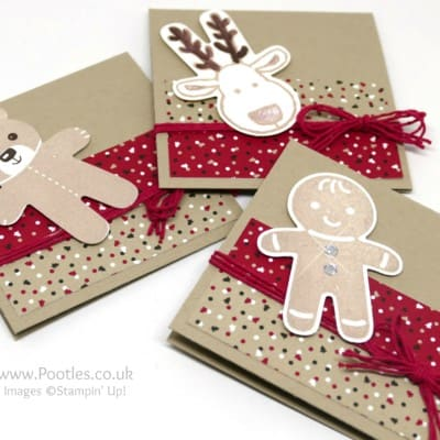 Cookie Cutter 3 x 3″ Cards
