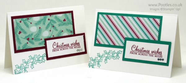 Pootles Advent Countdown 2016 #13 Customer Thank You Christmas Cards