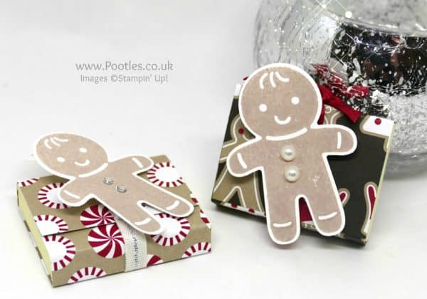Pootles Advent Countdown 2016 #21 Customer Thank You Post It Pouches