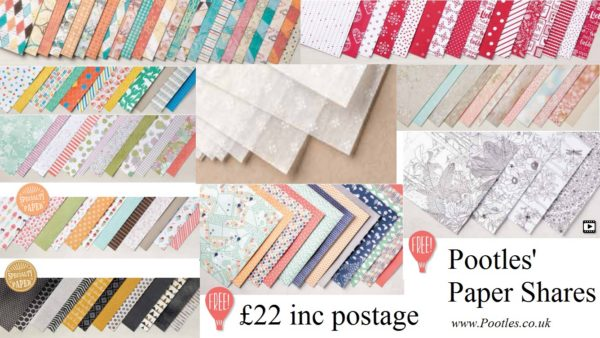 Pootles Paper Shares 2017 Spring Summer Sale a Bration