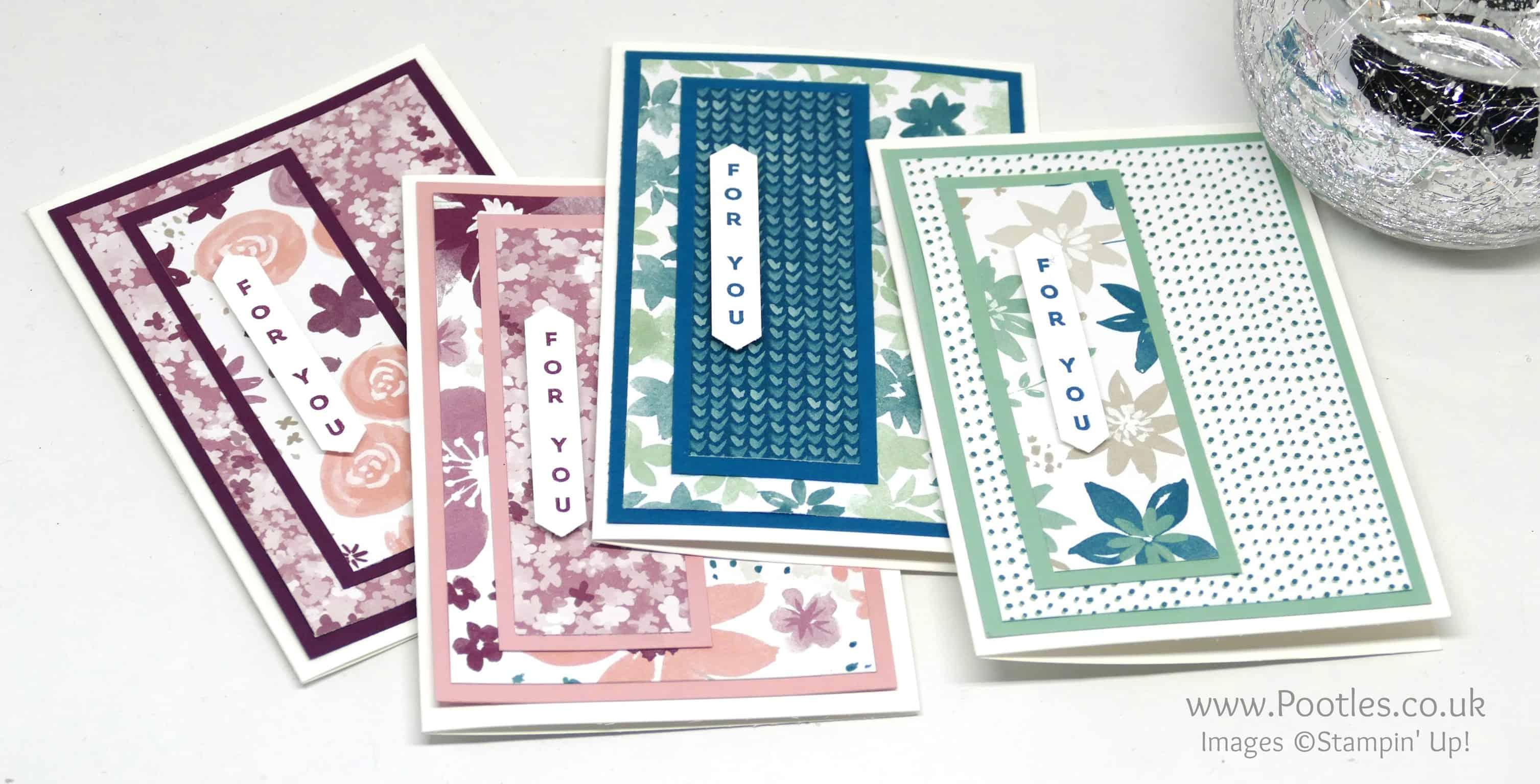 Blooms & Bliss Customer Thank You Cards