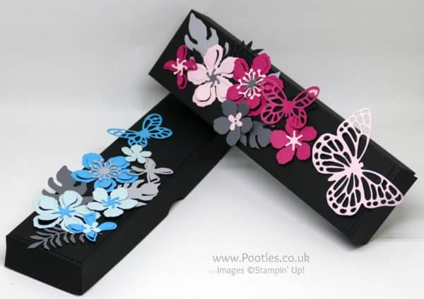 Stampin' Up! Demonstrator Pootles - Bold Botanical Butterfly Box