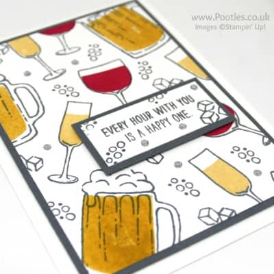 Colour Your World Blog Hop – Mixed Drinks