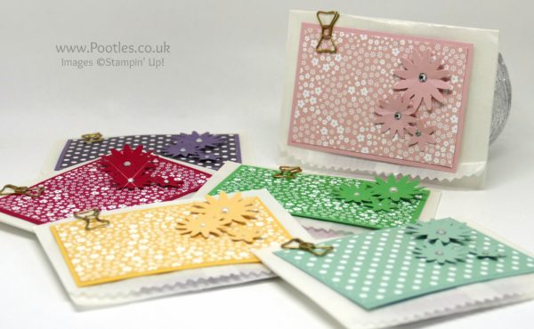 Stampin' Up! Demonstrator Pootles - My Stampin' Up! Tea Bag Customer Thank You Treats