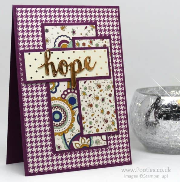 Stampin' Up! Demonstrator Pootles - Petals and Paisleys Sunshine Wishes