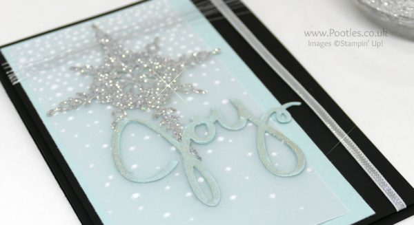 Stampin' Up! Demonstrator Pootles - Softly Falling Wonderful Starlight Wink of Stella