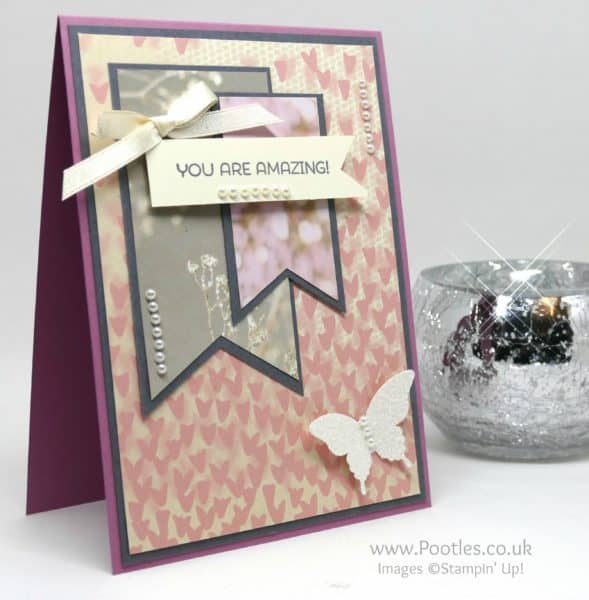 Stampin' Up! Demonstrator Pootles - Team Card - a Collective....