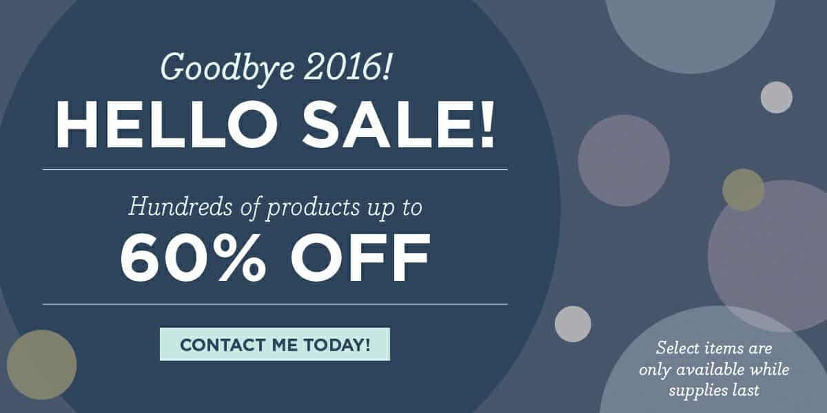 A Sale, a Retiring List or Something Else. And just what is a Year End Close Out?