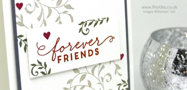 Stampin' Up! Demonstrator Pootles - Colour Your World Blog Hop with First Sight Close Up