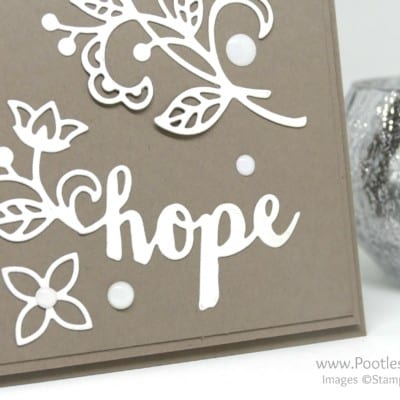 Flourish Thinlits and Hope on Tip Top Taupe