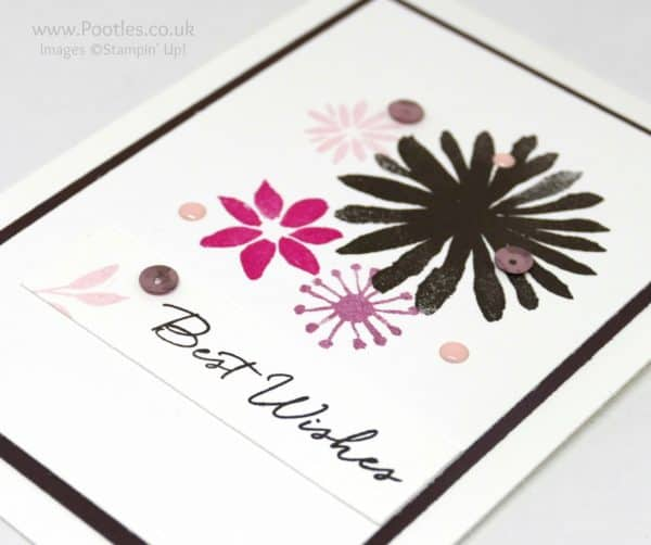 The Artful Stampers and Pootlers Blog Hop Blooms Wishes
