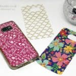Phone Case Covers using Stampin' Up! Supplies