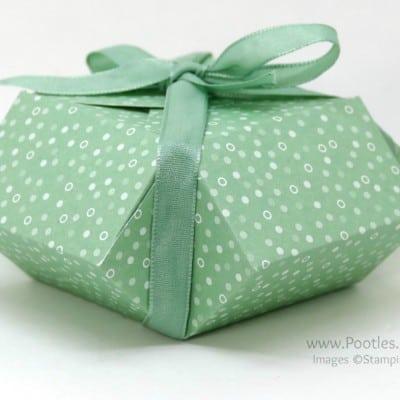 Envelope Punch Board Gemstone Box + SpringWatch Winner List