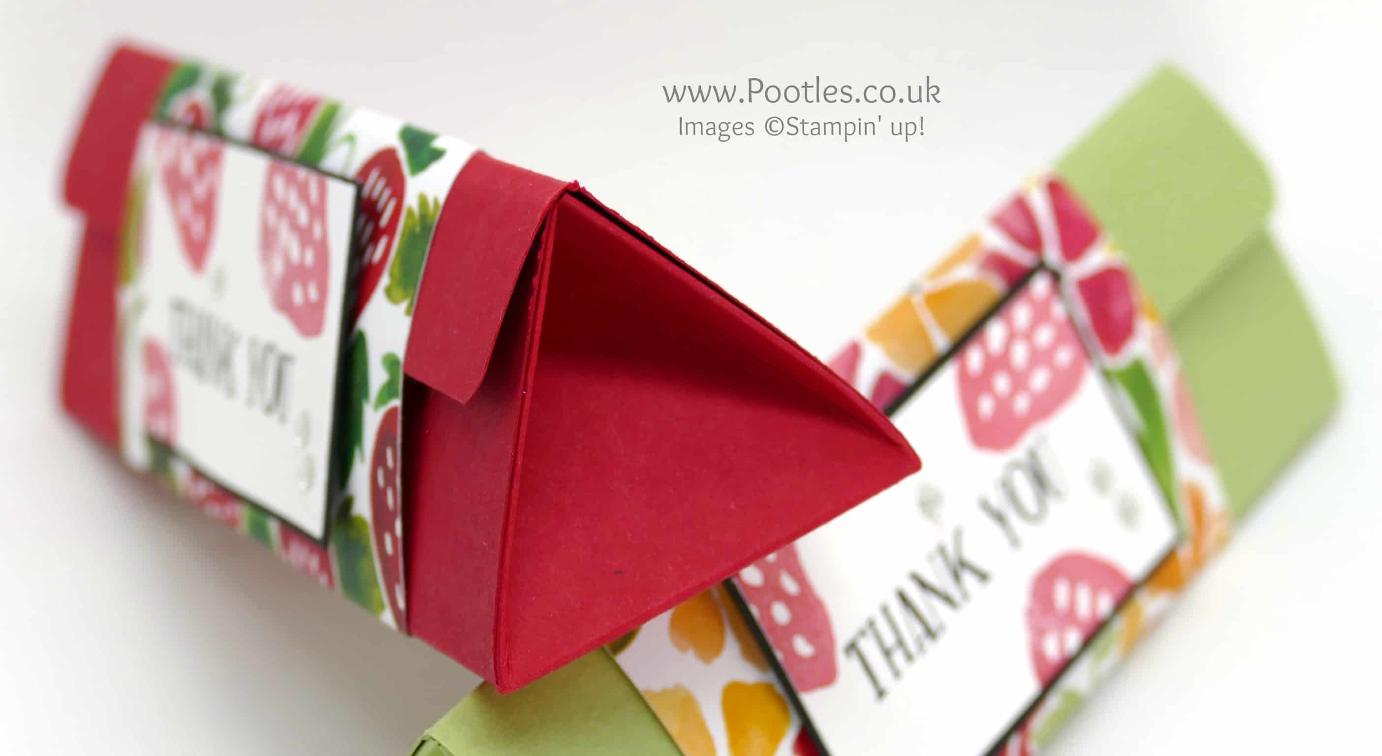 Easy Origami Triangle Box 🎁 DIY 🎁 How to make a paper Box - YouTube | 2004x3663