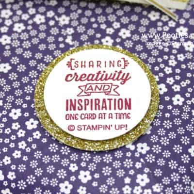 My Stampin' Up! Team Gifts using Envelope Punch Board