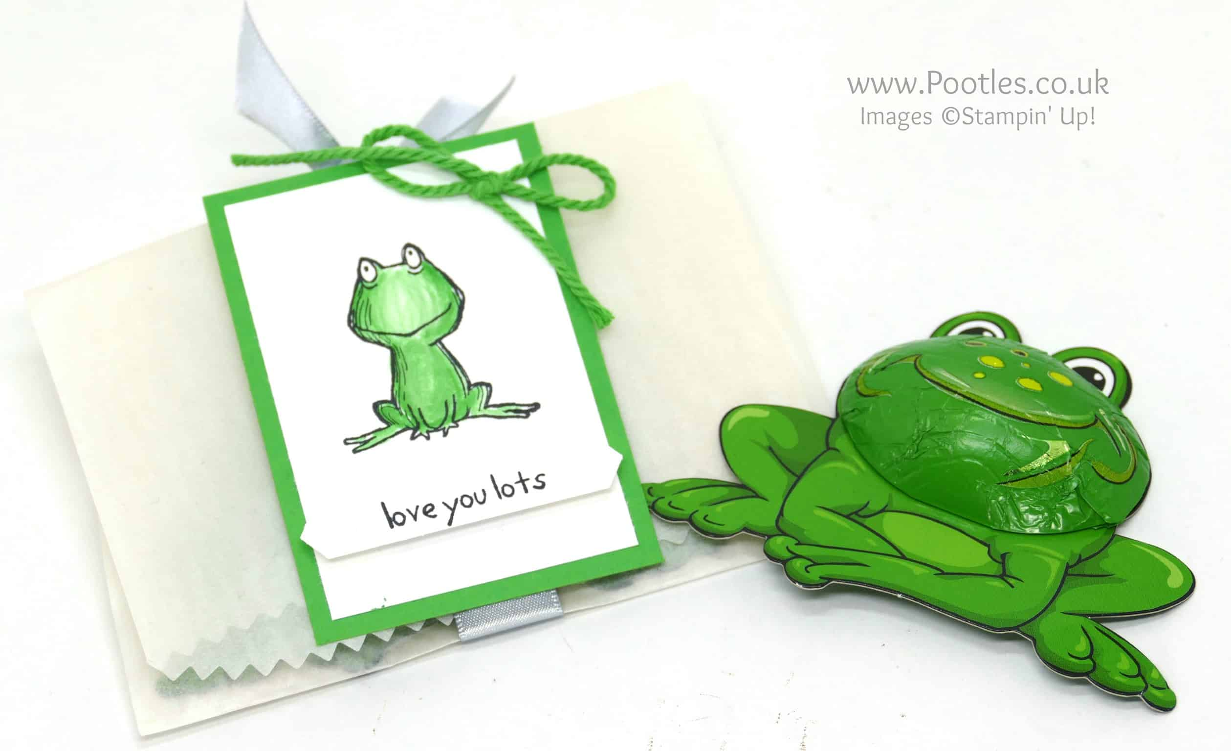Oliver's Chocolate Frogs – Love You Lots!