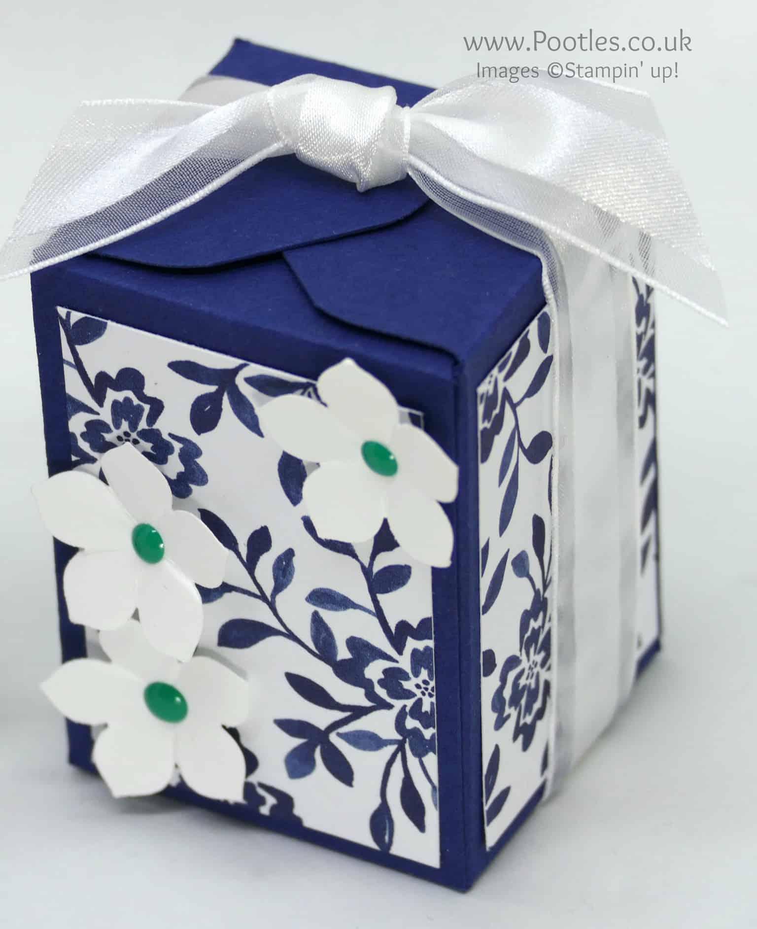 Triple Yankee Candle Tea Light Box