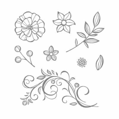 Pootlers Design Team – Falling Flowers Week 1